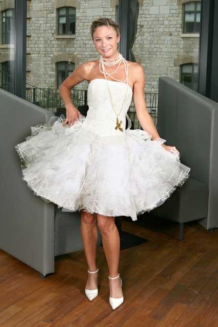 ... de votre mariage en imaginant avec vous une robe de mariée unique et
